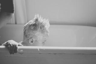 Rub A Dub Dub | Twins in the Tub!