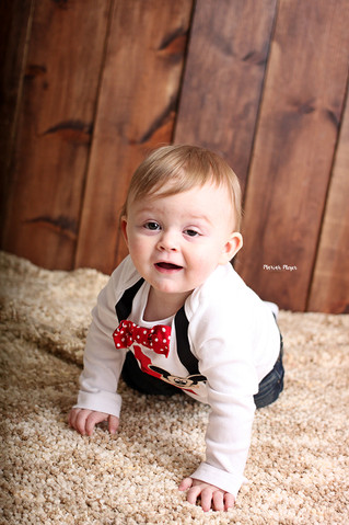 One Year! | Manitowoc Childrens Photographer