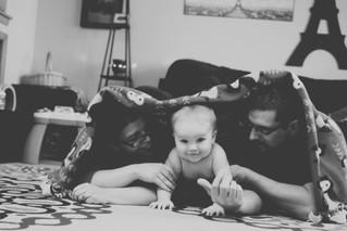 Cooper | 9 Month Milestone | Lifestyle Session