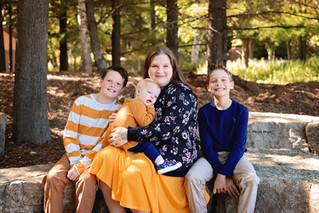 Fall Color Fun   Sheboygan Family Photographer