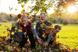Fall Sun   Manitowoc Family Photographer