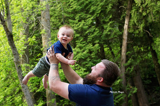 Daddy and Me | Manitowoc Family Photographer