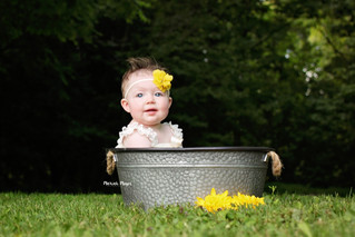 Lemons! | Manitowoc Childrens Photographer