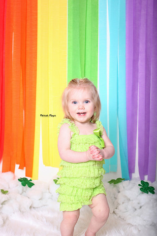 So much color! So much fun! | Manitowoc Childrens Photographer