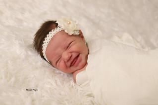 Smiles! <3   Manitowoc Newborn Photographer