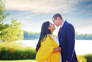 Sarah and Curtis | Engagement Session