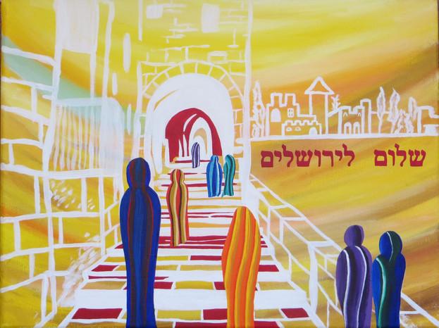 Vrede voor Jeruzalem