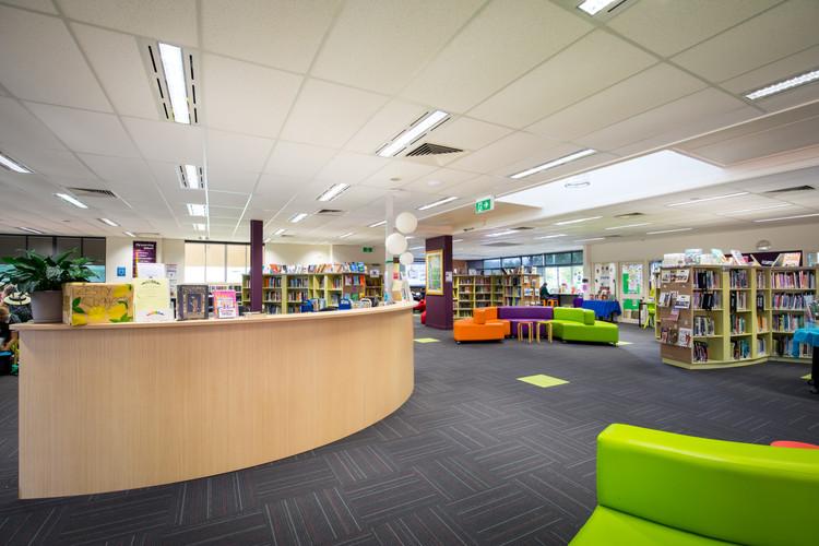 Brigidine College Library Service Counter