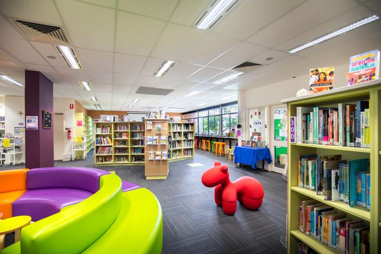 Brigidine College Library Interior