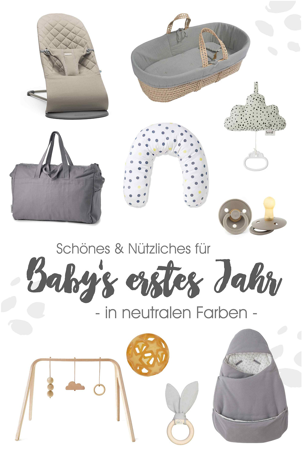 Nützliches fürs Baby - Geschenke zur Geburt