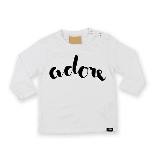 """adore"" // Long Sleeved Shirt"