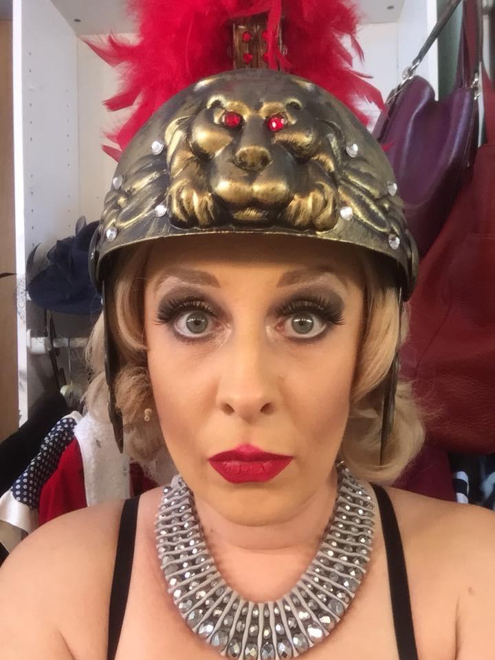 Gypsy Helmet