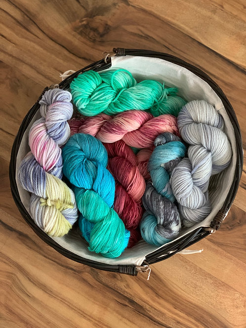 Hand-Dyed Yarn - Preorders