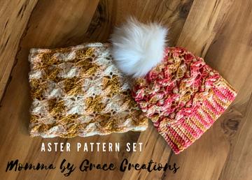 Aster Pattern Set