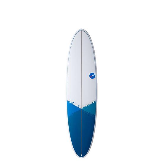 NSP E+ Funboard Blue Wave