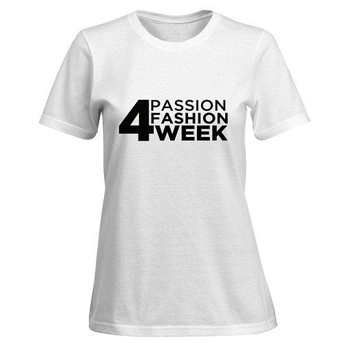 P4FW Women's Logo Tee