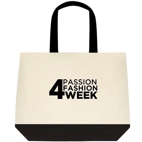 P4FW Logo Tote Bag