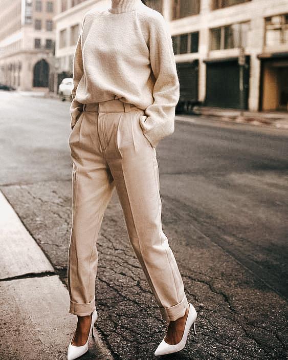Polo Neck, Fashion, Style, Blog