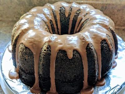 Microwave Chocolate Cake