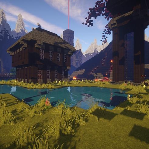 Minecraft World Adventure Camp