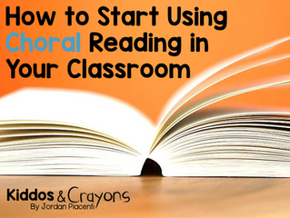 How to Start Using Choral Reading in Your Classroom