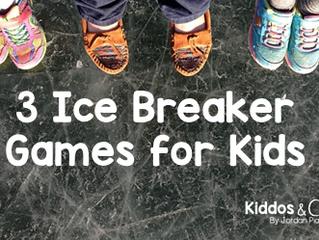 3 Back to School Icebreaker Games