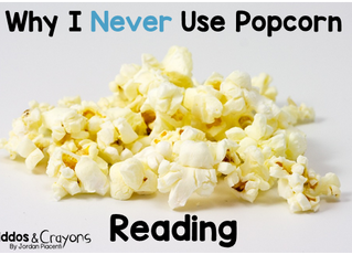Why I Never Use Popcorn Reading