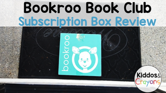 Bookroo Picture Book Club Subscription Box Review
