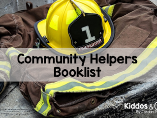 Book List: Books About Community Helpers