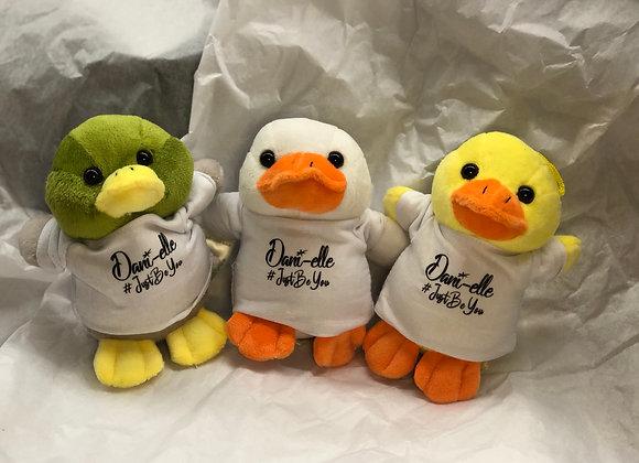 #JustBeYou Dani-elle Ducks