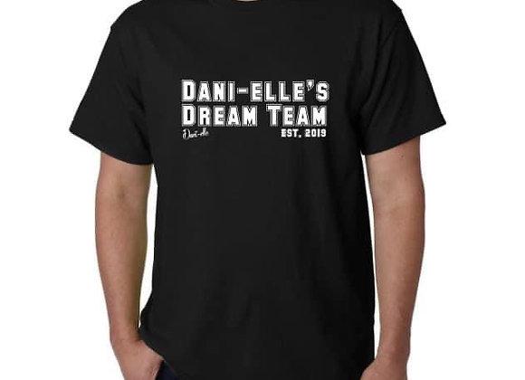 """Dani-elle's Dream Team"" 2019 T-Shirt"