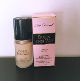Too Faced Born This Way Foundation- Review