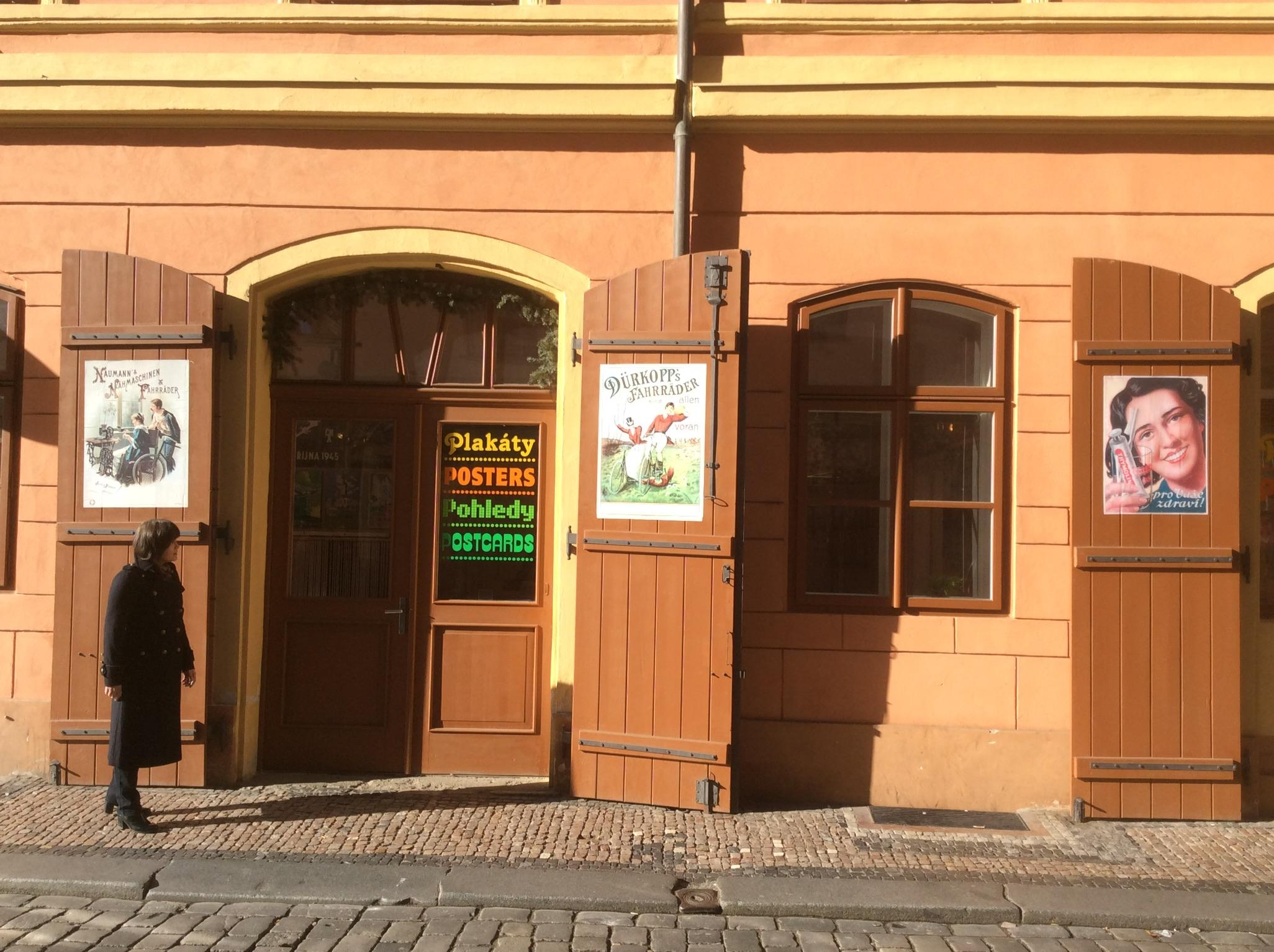 ídlo v ulici Rybná 21 na Starém Městě po rekonstrukci...