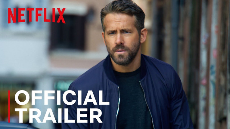 6 Underground   Ryan Reynolds   Netflix