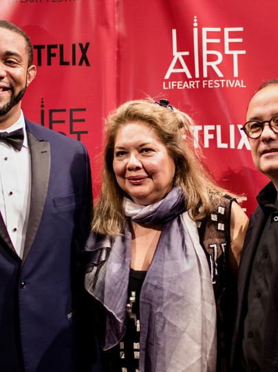 LifeArt-Festival - Netflix Premiere -09.