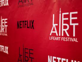 LifeArt-Festival - Netflix Premiere -01.