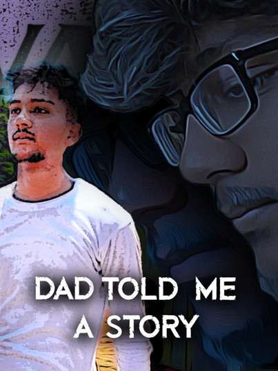 LART4268 LifeArt, Dad told Me a Story (4