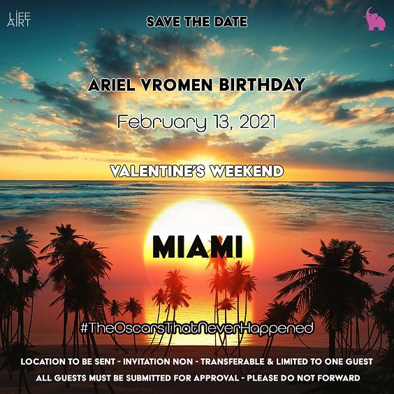 Ariel Vromen Birthday