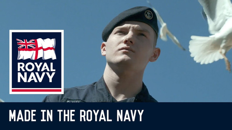 Made in the Royal Navy