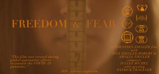 FREEDOM & FEAR