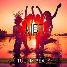 LifeArt, Tulum Beats Vol.2 - Ariel Vrome
