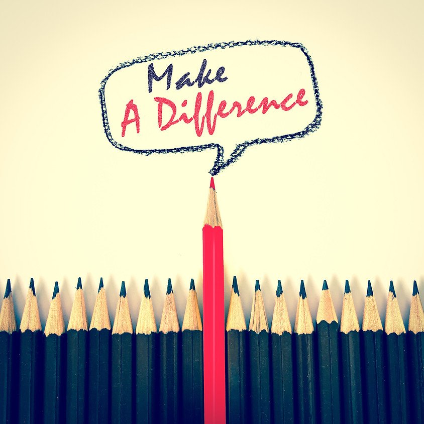 FORUM: How to Make a Difference