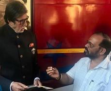 BN Tewari, Amitabh Bachchan, FWICE, LifeArt