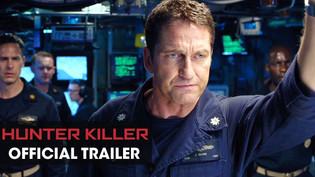 Hunter Killer – Gerard Butler, Gary Oldman, Common
