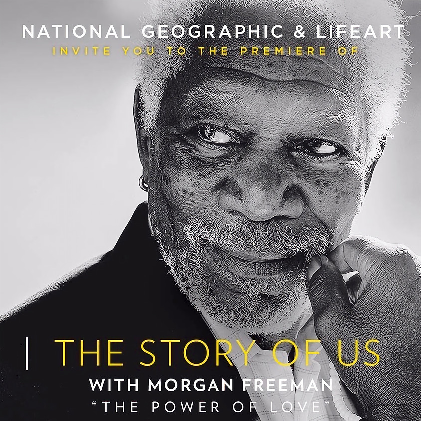 Premiere - THE STORY OF USwith Morgan Freeman