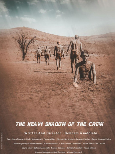 LART4081 LifeArt, The heavy shadow of th