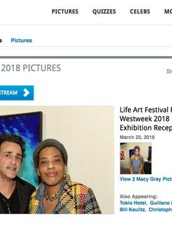 LifeArt Festival, GIULIANO BEKOR, ZIMBIO