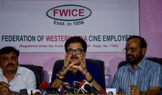 BN Tewari, Ashoke Pandit, FWICE, LifeArt