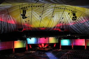 Arena, Anaheim Convention Center MorVisu