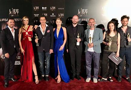 LifeArt Festival, Athen, Zoe Awards.jpg